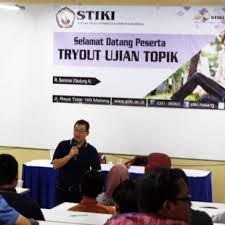 STIKI Malang Carry Out TOPIK Trial Tests