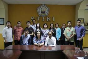 Implementation of STIKI Cooperation with Industrial Technical Institute Cambodia and Beijing Institute Technological China